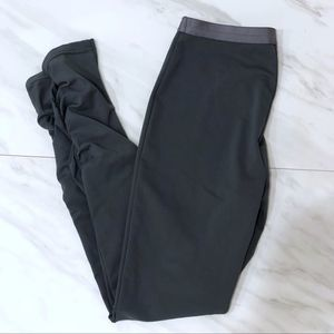 FP Movement Leggings S Free People Gathered Ruched